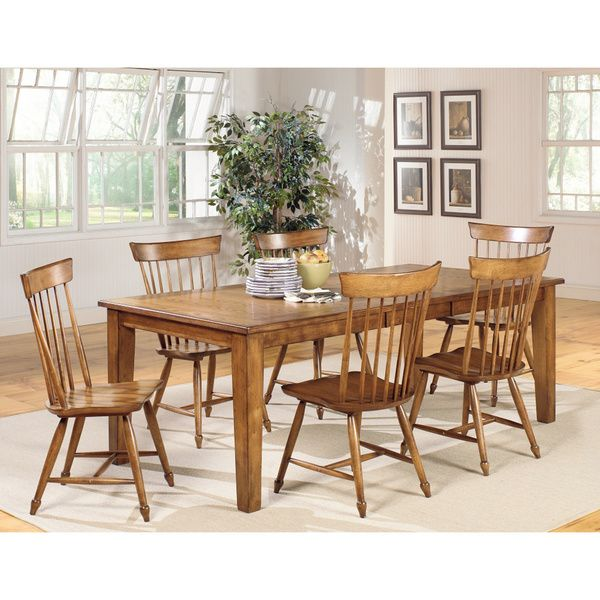 Summerhouse Golden Oak Dining Table Dining Room Oak