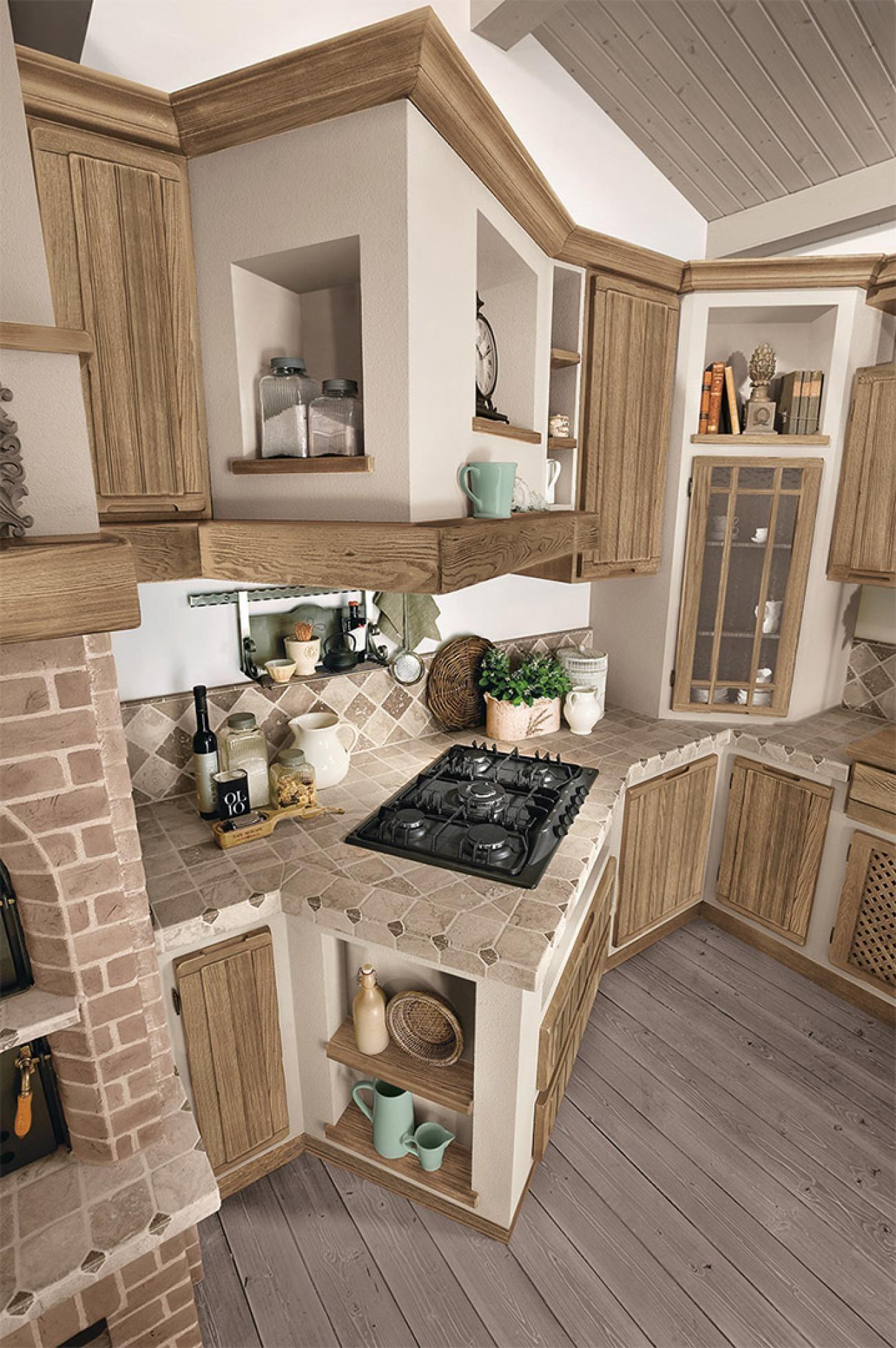 Elena Cucine Borgo Antico Cucine Lube Design Rustico Da Cucina Arredamento Cucina Vintage Arredo Interni Cucina