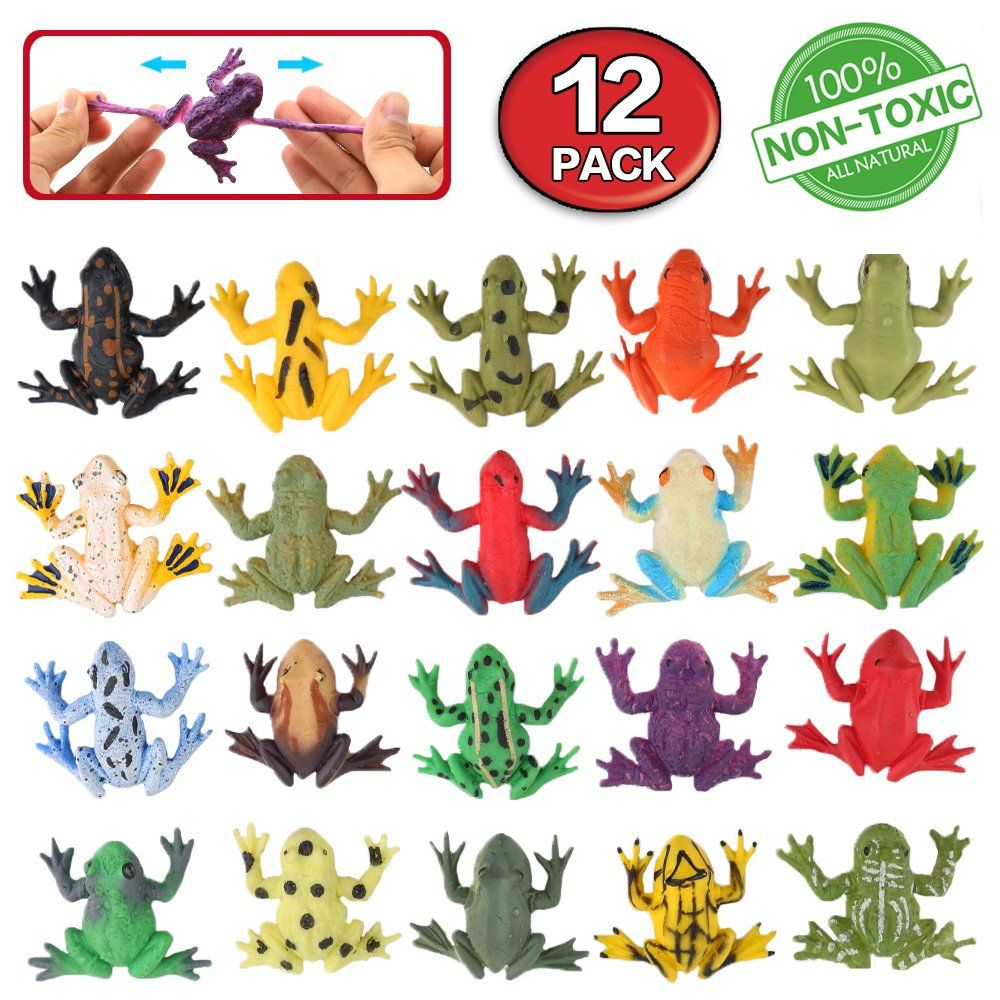 Educational Crafts 3 Sets 10 Piece Ea.glow In The Dark Animal Jungle Paint Party Activity Gift Idea