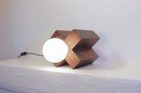 Nautical Wood Table Lamp - Foter