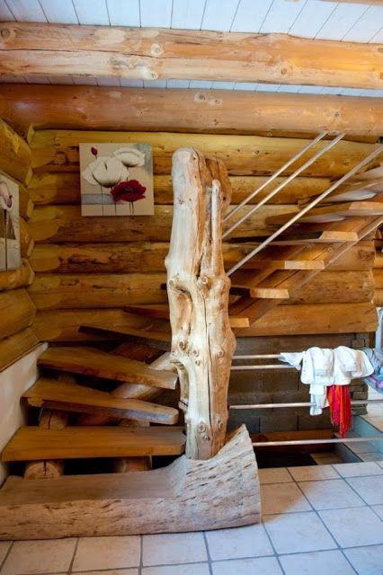 les fustes des maisons en rondins de bois - Prix Maison En Rondin De Bois
