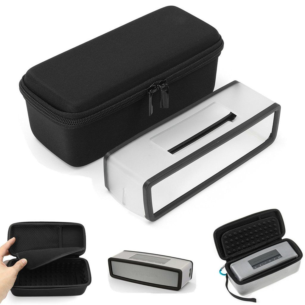 Storage Eva Speaker Bag Speaker Silicone Case For Bose Mini Speaker Accessories Speaker Mini