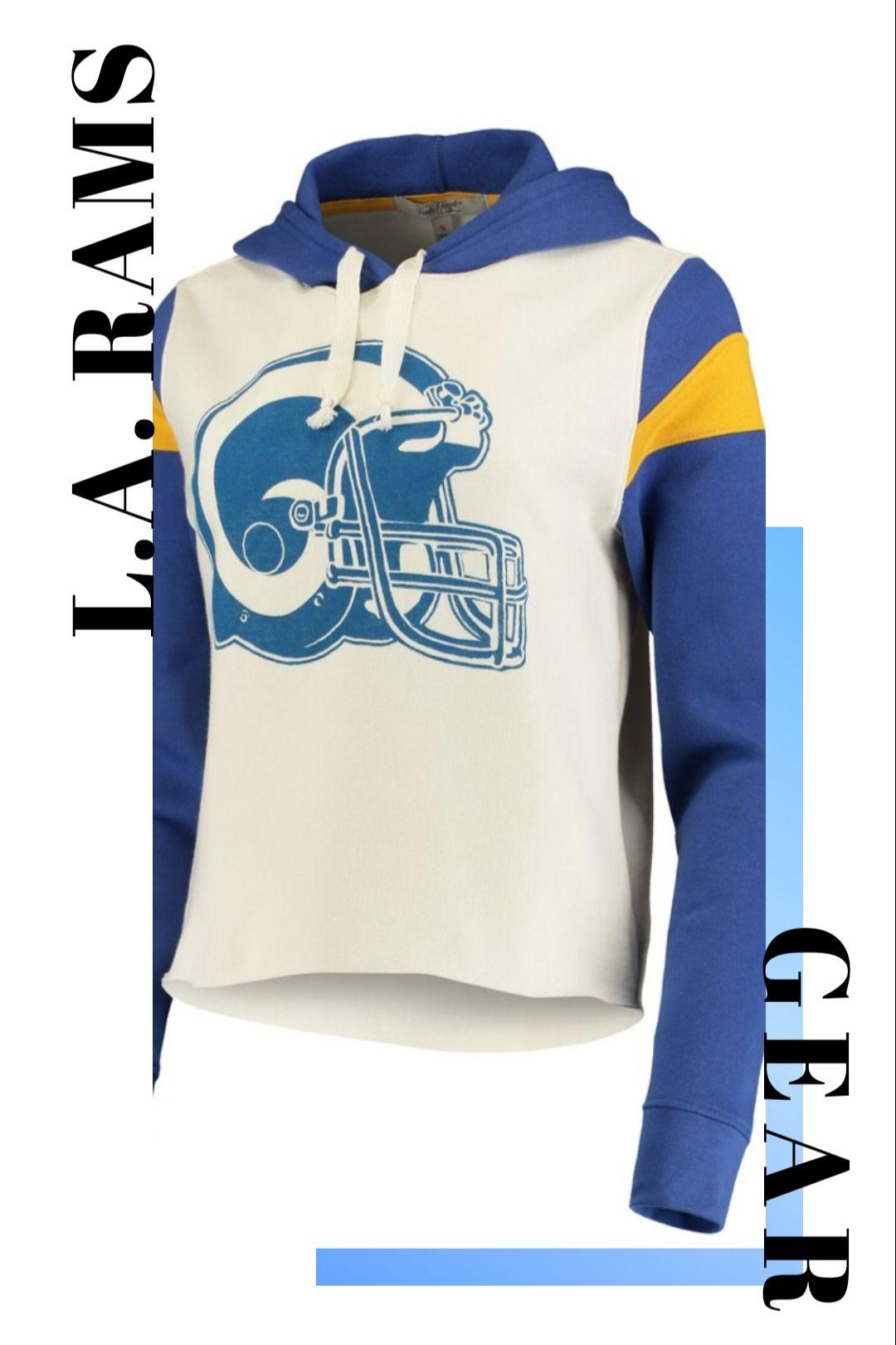 Los Angeles Rams Fans Los Angeles Rams Gear Sweatshirts Dooney Bourke