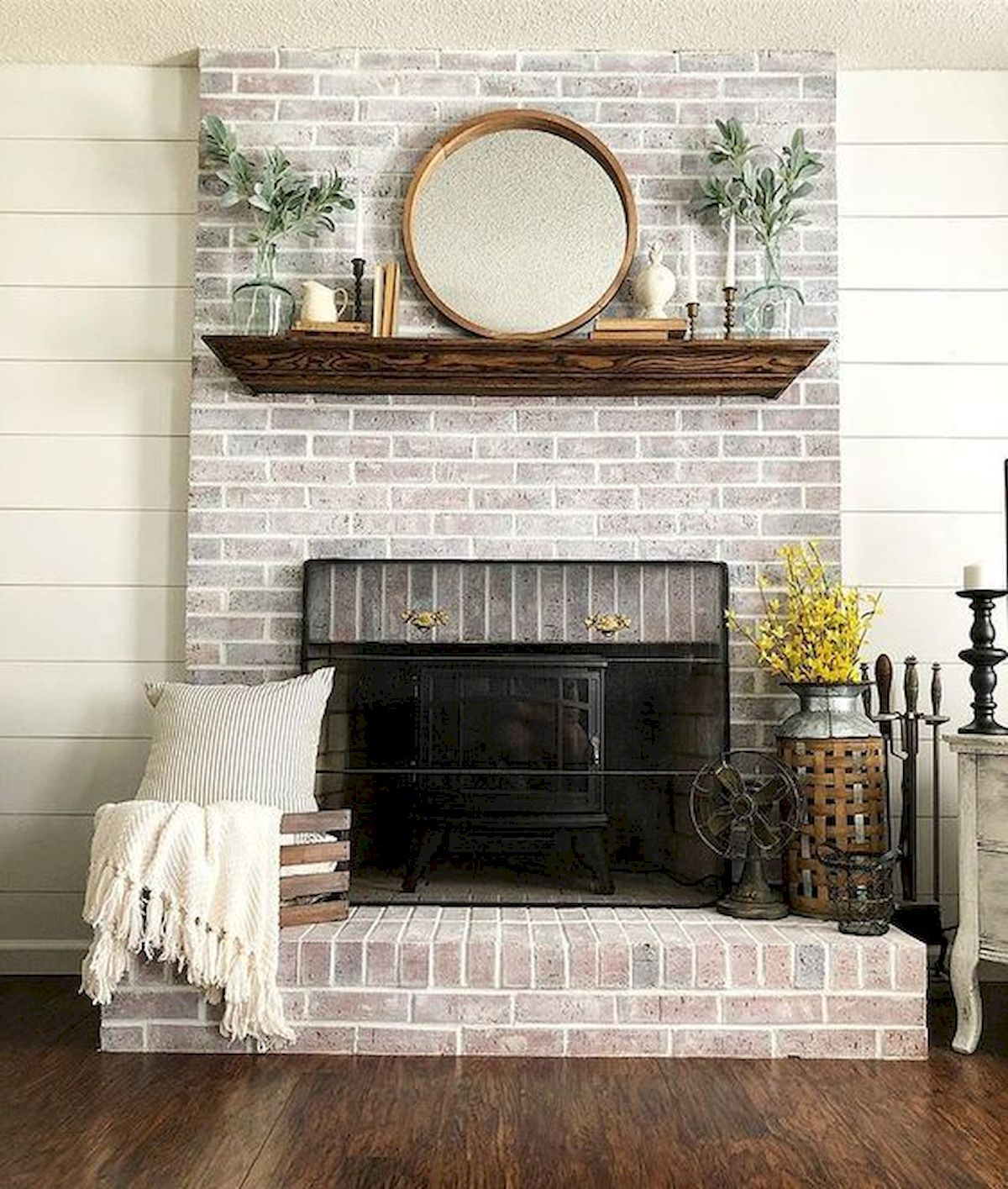 Photo of The Best Fireplace Ideas for Farmhouse