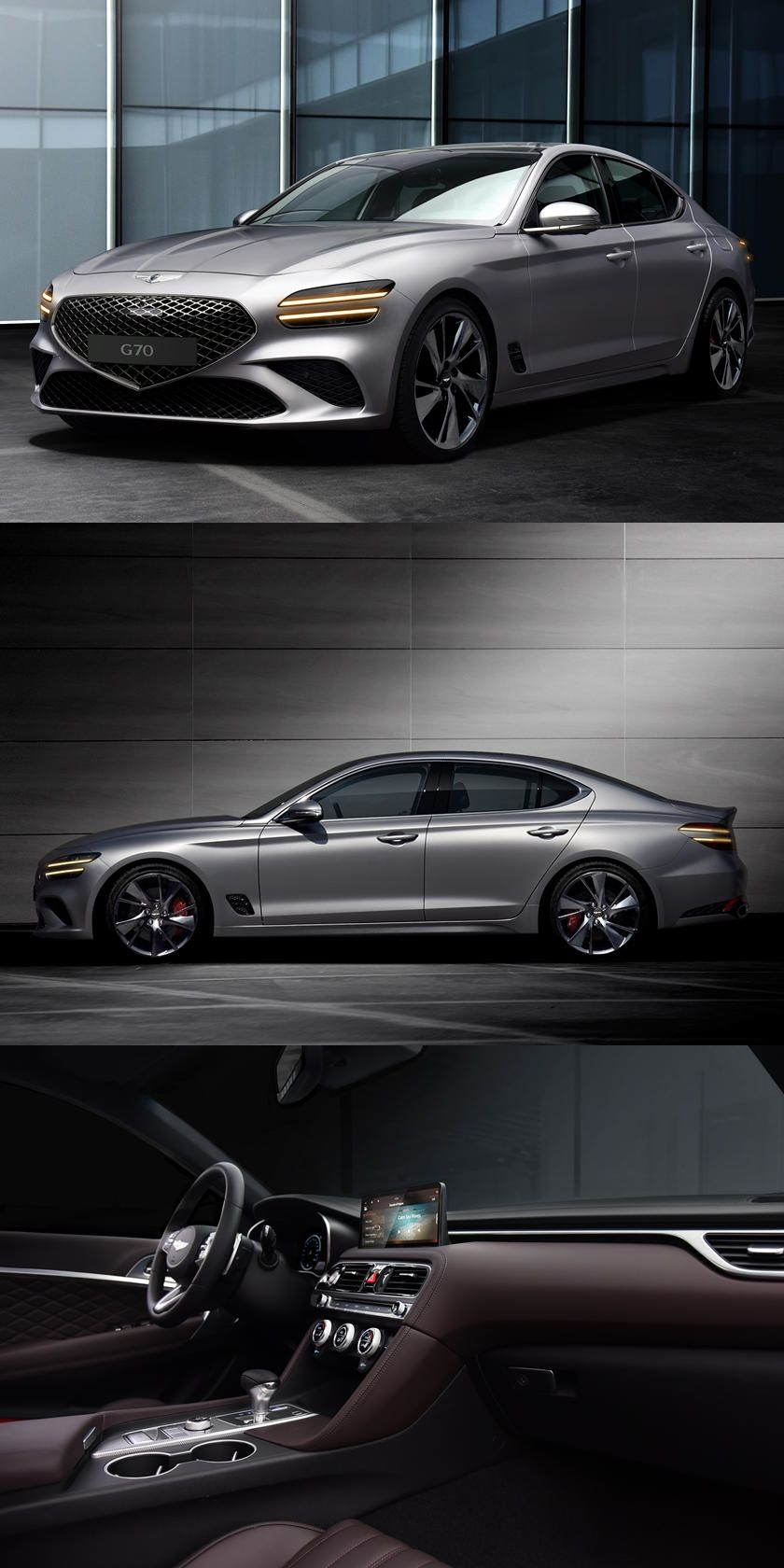 2022 Genesis G70 Revealed With Fresh Styling. It's time