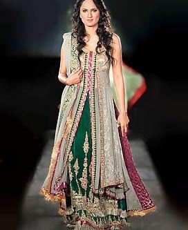 Designer Pakistani Bridal Wear, Pakistani Designers Bridal Dresses ...