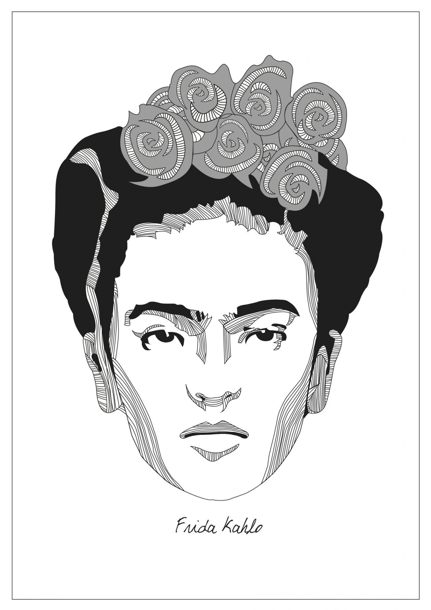 Frida K Ii In Frida Kahlo T Arte Frida And Frida Kahlo