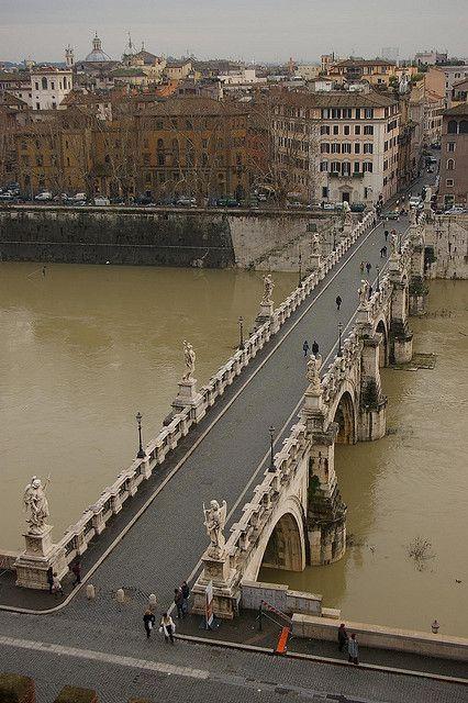 Pont Sant'Angelo, Rome