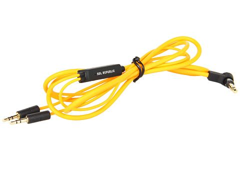 SOL Republic Cleartalk™ Single Button Cable | SOL REPUBLIC HOLIDAY ...