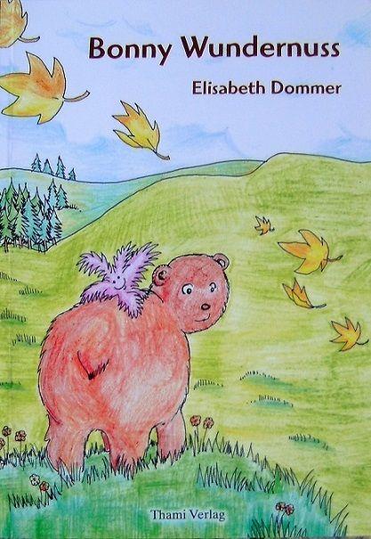 Kinderbuch von Elisabeth Dommer mit drei Geschichten & 14 farbigen Illustrationen von Marlene Hofmann
