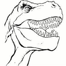 Top 35 Free Printable Unique Dinosaur Coloring Pages Online Ideas