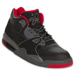 09c3eecb2a8 Nike Total Blackout Air Flight 89 Men s Basketball Shoes exclusively at  Finish Line