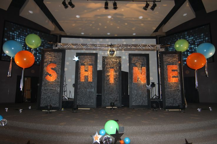 Opening Closing Space 2 With Images Space Theme Vbs Decor