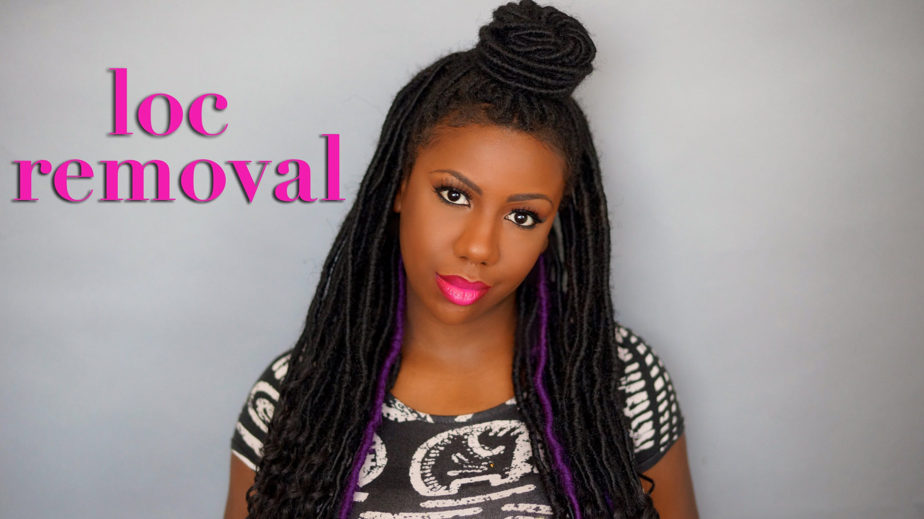 How to Remove Goddess Locs Faux Locs Removal