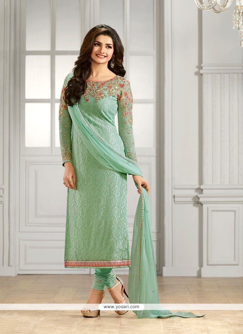 3e5041c0a4 Indian Ethnic Wear Online Store. June 2019. Indian Ethnic Designer Straight  Fit Salwar Kameez Churidar Suit Designs 2016 by Prachi Desai.