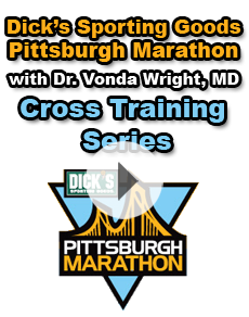 Total Body Cross Training For Runners 24 Nutrition Training Injury Videos Live Total Body Cr Cross Training For Runners Sports Medicine Medicine Doctor