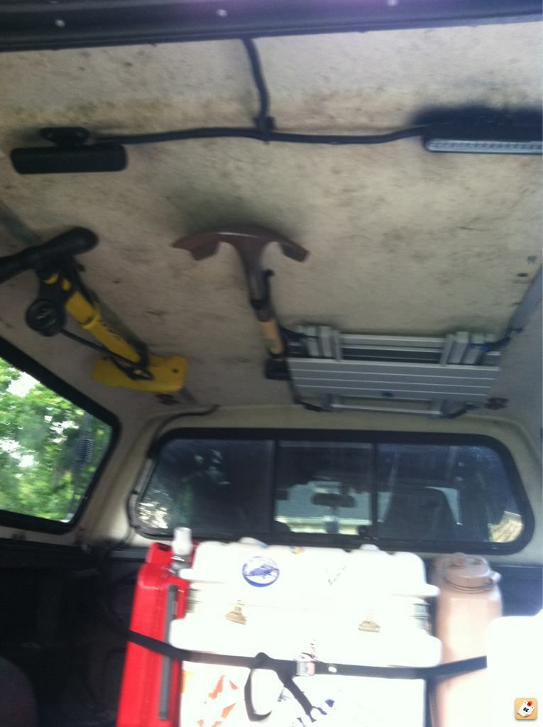 Show Off Your Truck Shell Top Modifications And Add Ons Page 11 Truck Shells Trucks Truck Accesories