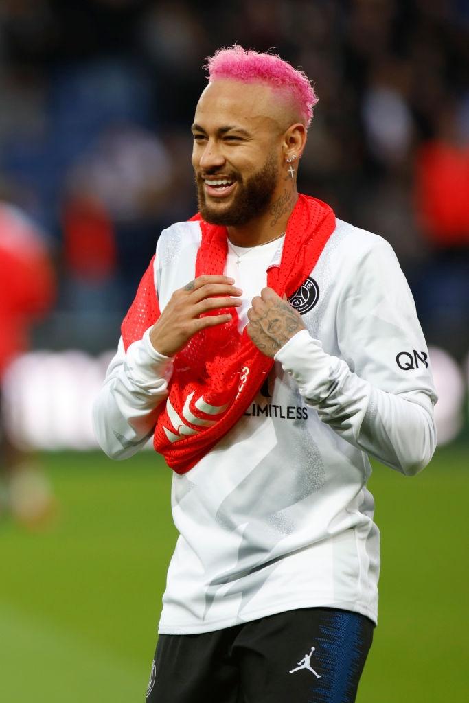 Paris SaintGermain v Montpellier HSC 01/02/20 em 2020