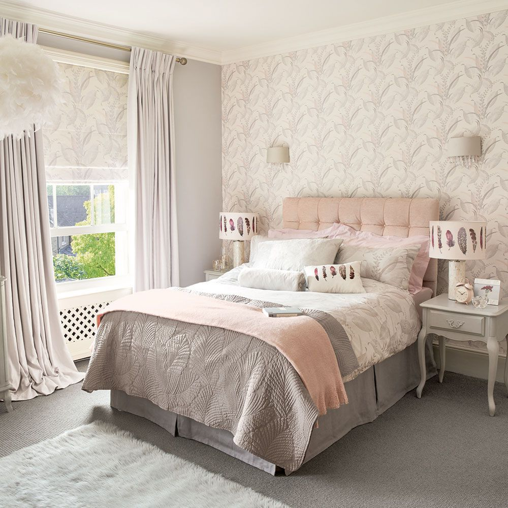 12 pink and grey bedroom ideas elegant bedroom on grey and light pink bedroom decorating ideas id=14408