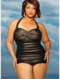 4d49cf39b52 View All Plus Size Swimwear from Lane Bryant