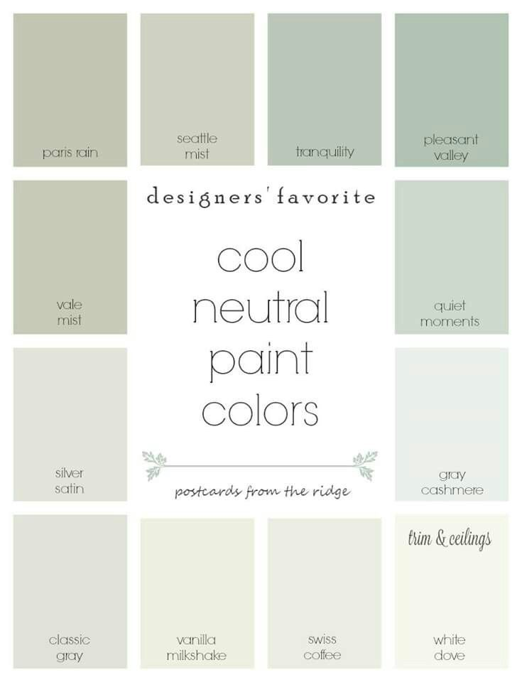 colors image by anne krom neutral paint colors neutral on best interior color schemes id=37160