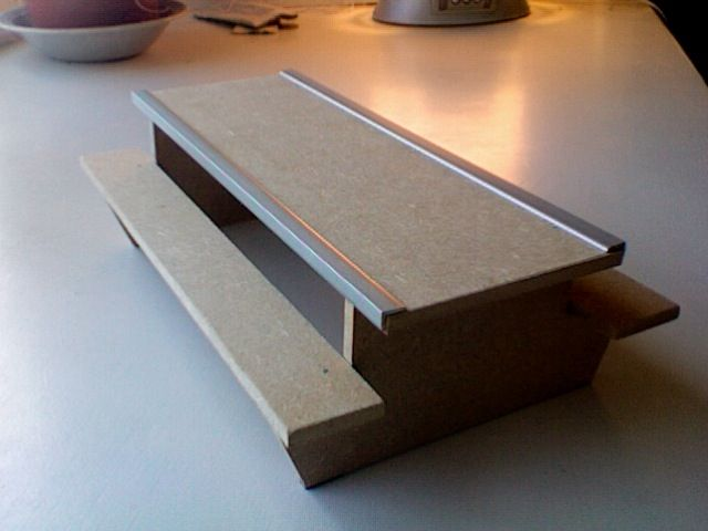 how to make fingerboard obstacles