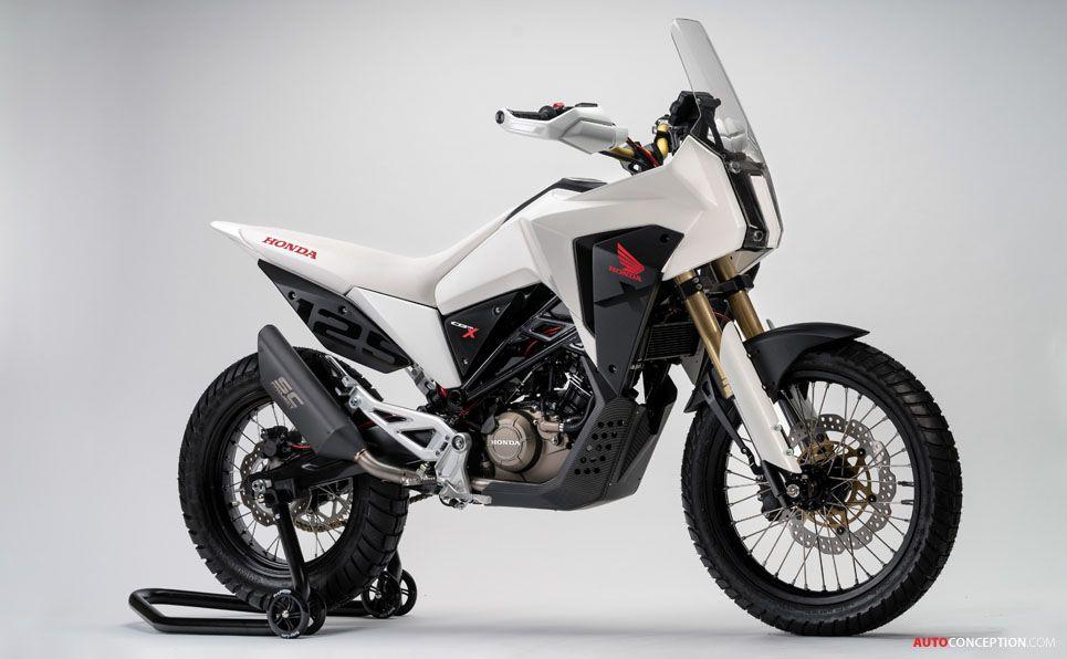 Honda Unveils New Concept Bikes At Eicma Autoconception Com Di