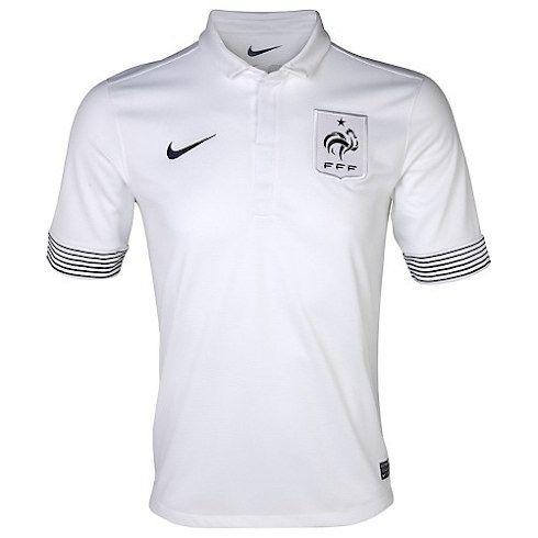 La Selección de Francia Eurocopa 2012 Away Camiseta futbol Niño  487  -  €16.87   Camisetas de futbol baratas online! 9805b1d1d3bbb