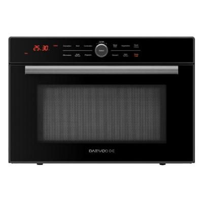 Daewoo 1 2 Cu Ft Countertop Electric Microwave Oven Grill