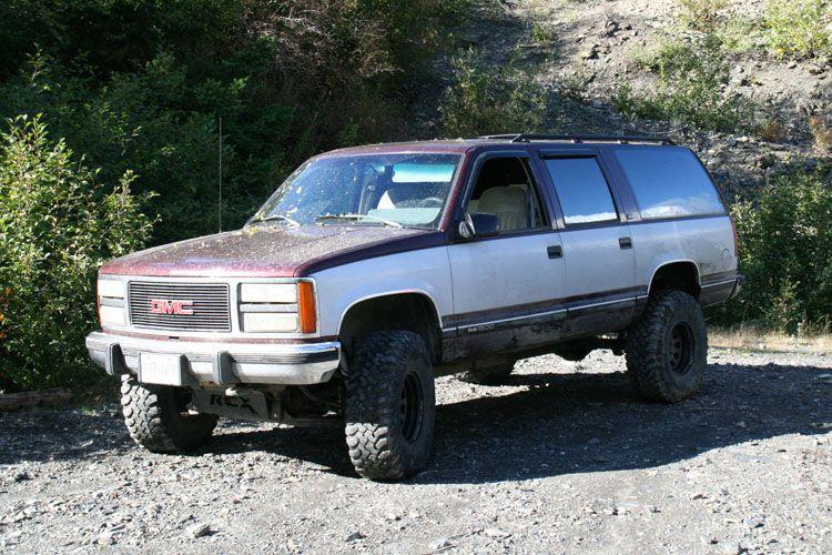 SOLD '93 Suburban K1500 Suburban, Chevrolet suburban, Suv
