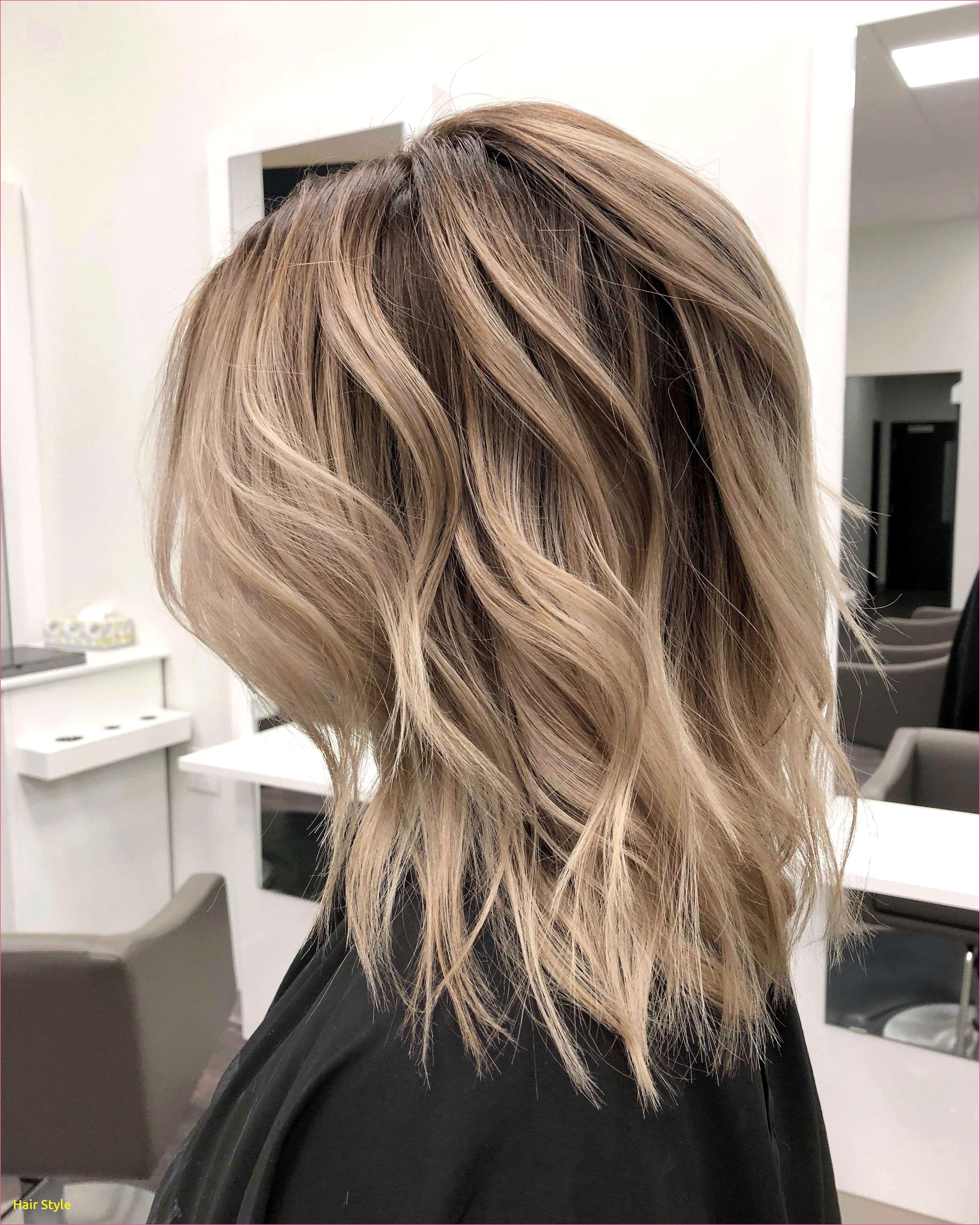 Frisur Mittellang 2019 Haircuts For Wavy Hair Brunette Hair Color
