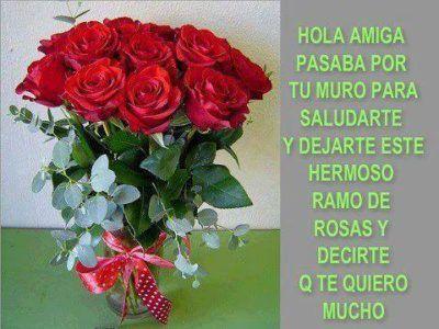 Imagenes De Rosas Con Frases De Amistad Gratis Frases De