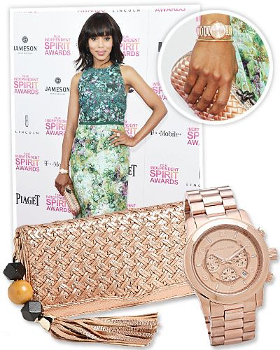 The Seasons MustHave Jewelry Trends Rose gold accessories Kerry