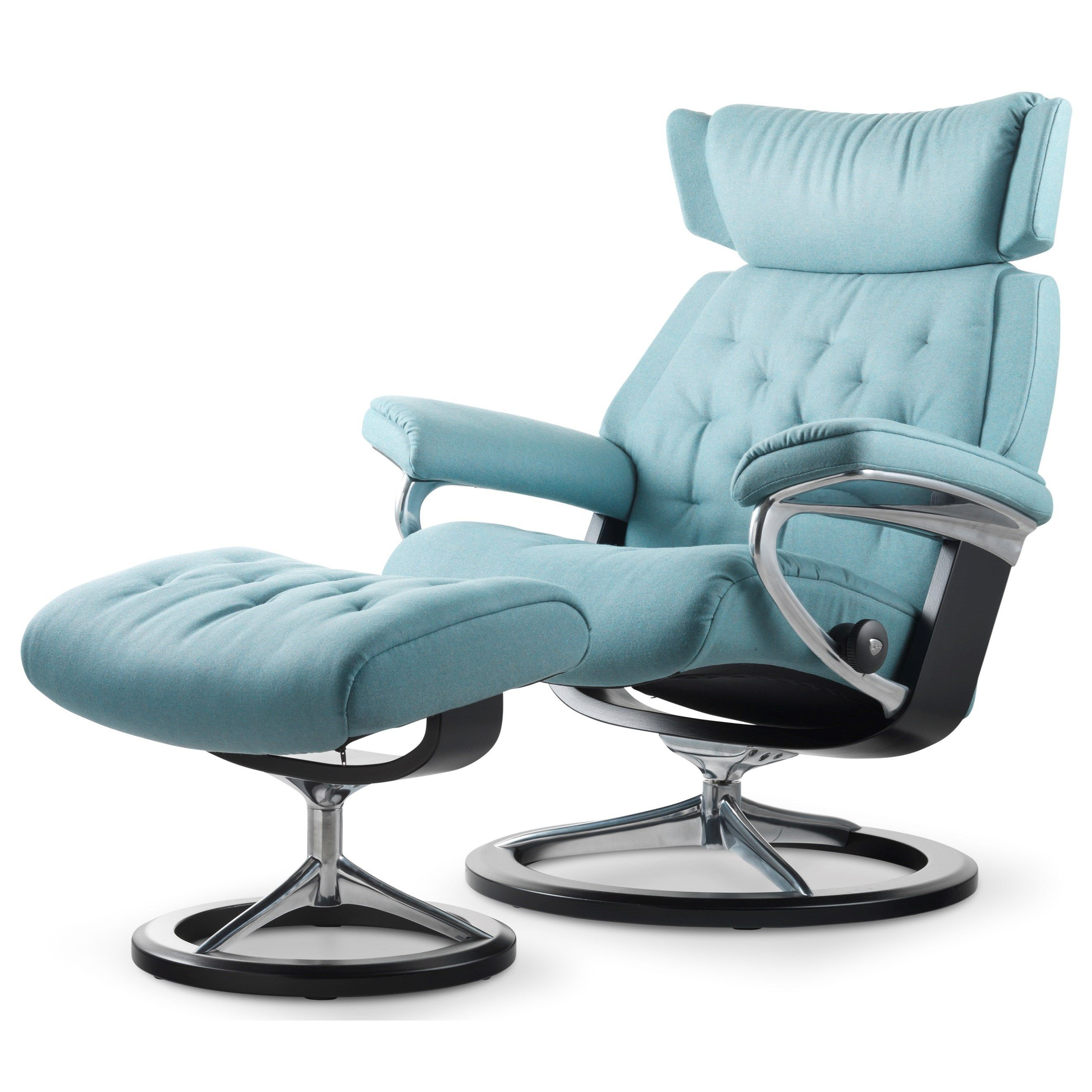 Rocking Chair And Nap Sofa By Missonihome: Stressless Skyline Small Signature Chair By Stressless By