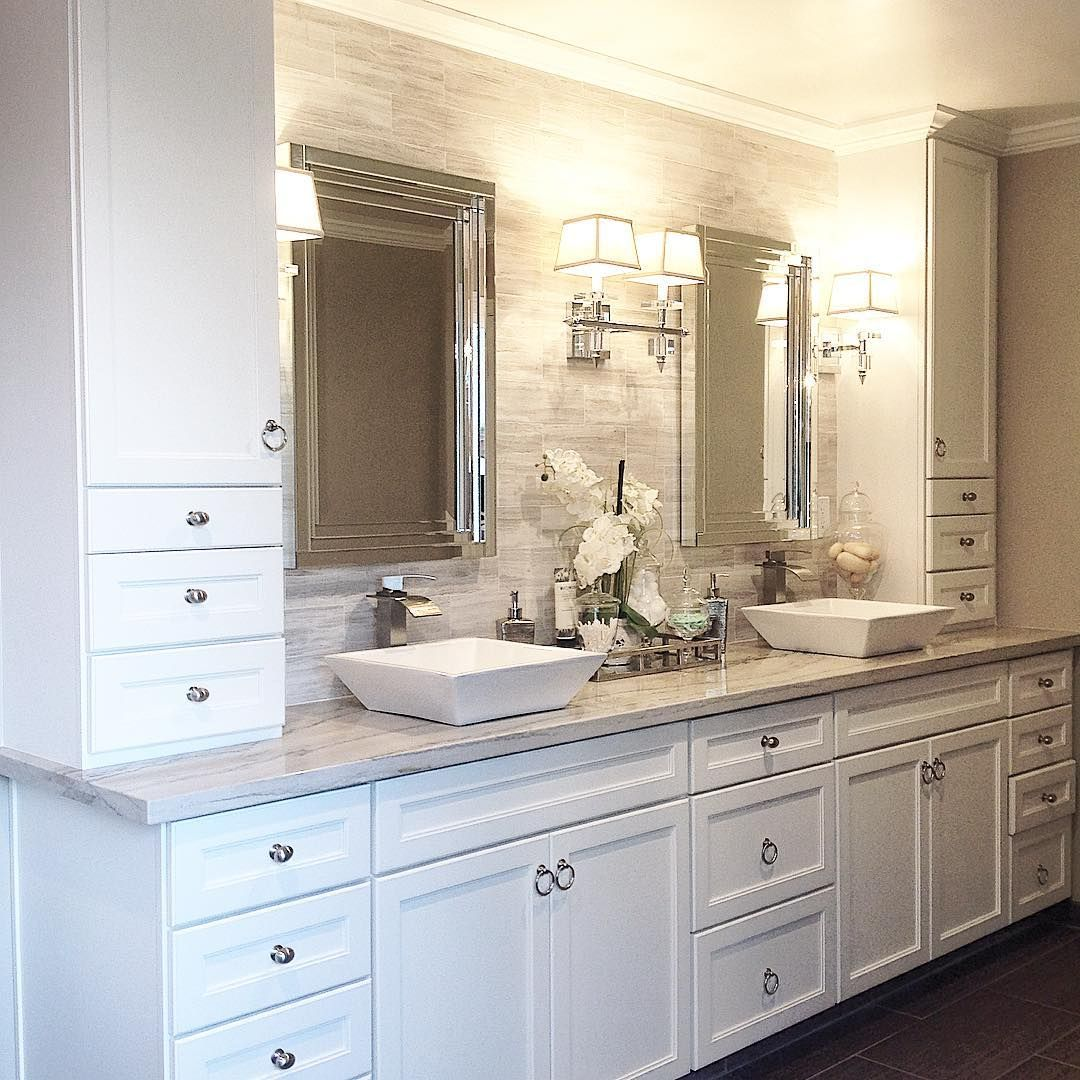 Candice Olson Traditional Living Rooms: Master Bathroom Remodel Blending Traditional And Modern