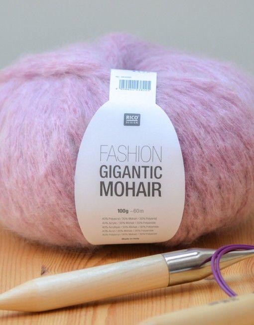 Lana mohair color rosa | Color rosa, Lana y Tejer con agujas
