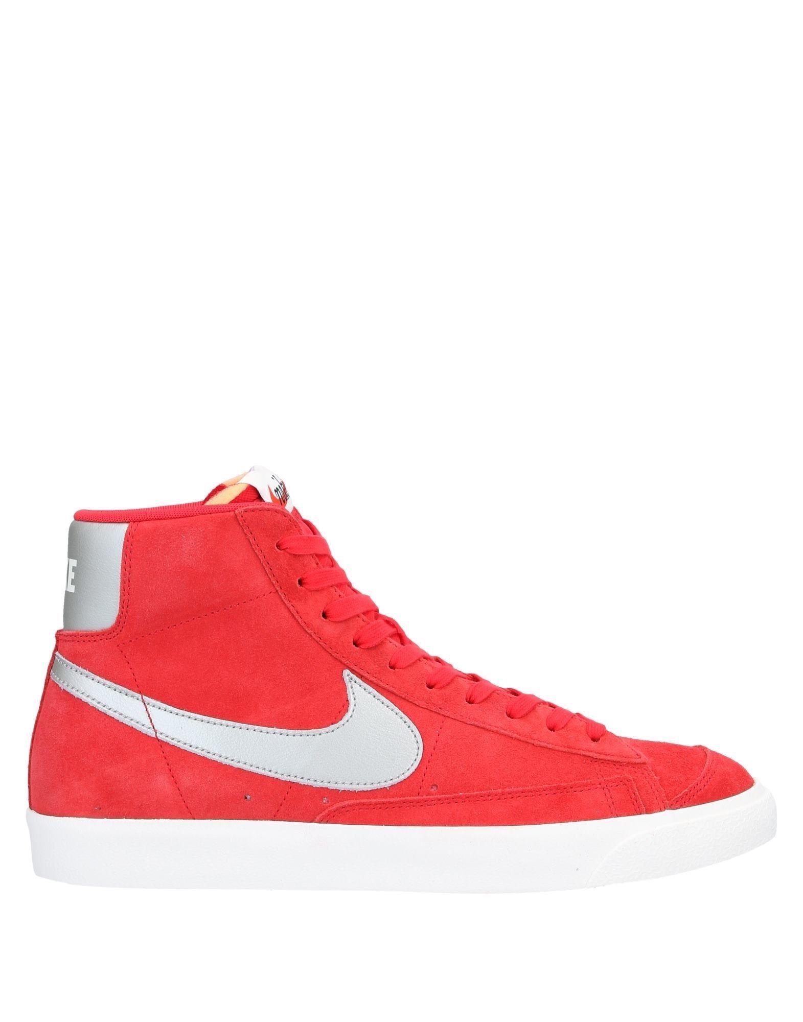 Photo of Nike Uomo Hausschuh Rot Taglia 38.5 Leder