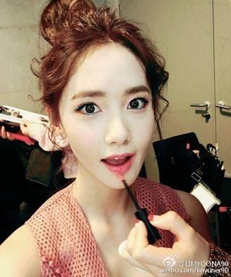 Yoona From Girls' Generation  Weibo