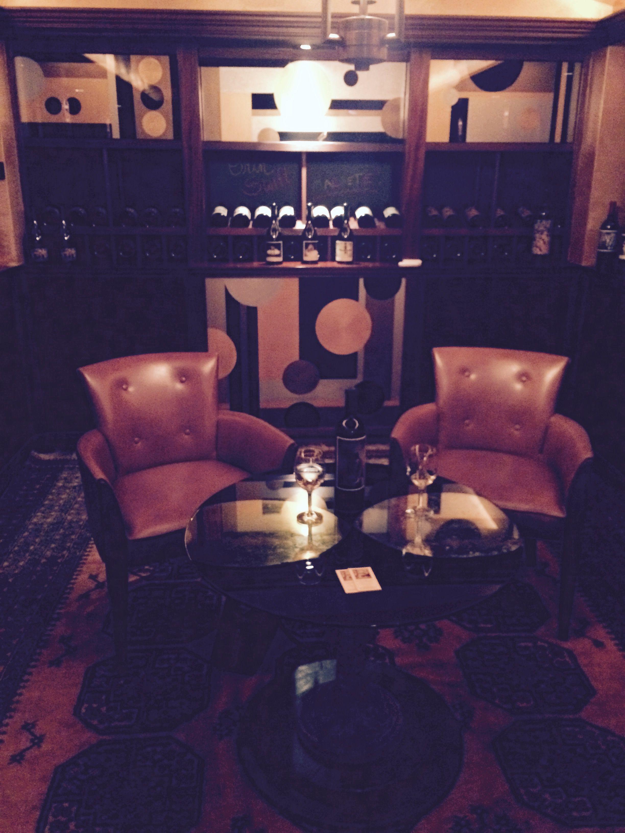 The Wine Cellar designed by Jane Richardson