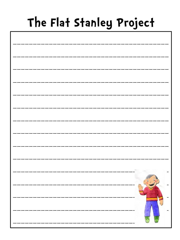 Flat Stanley Journal  Google Search  Writing    Flat