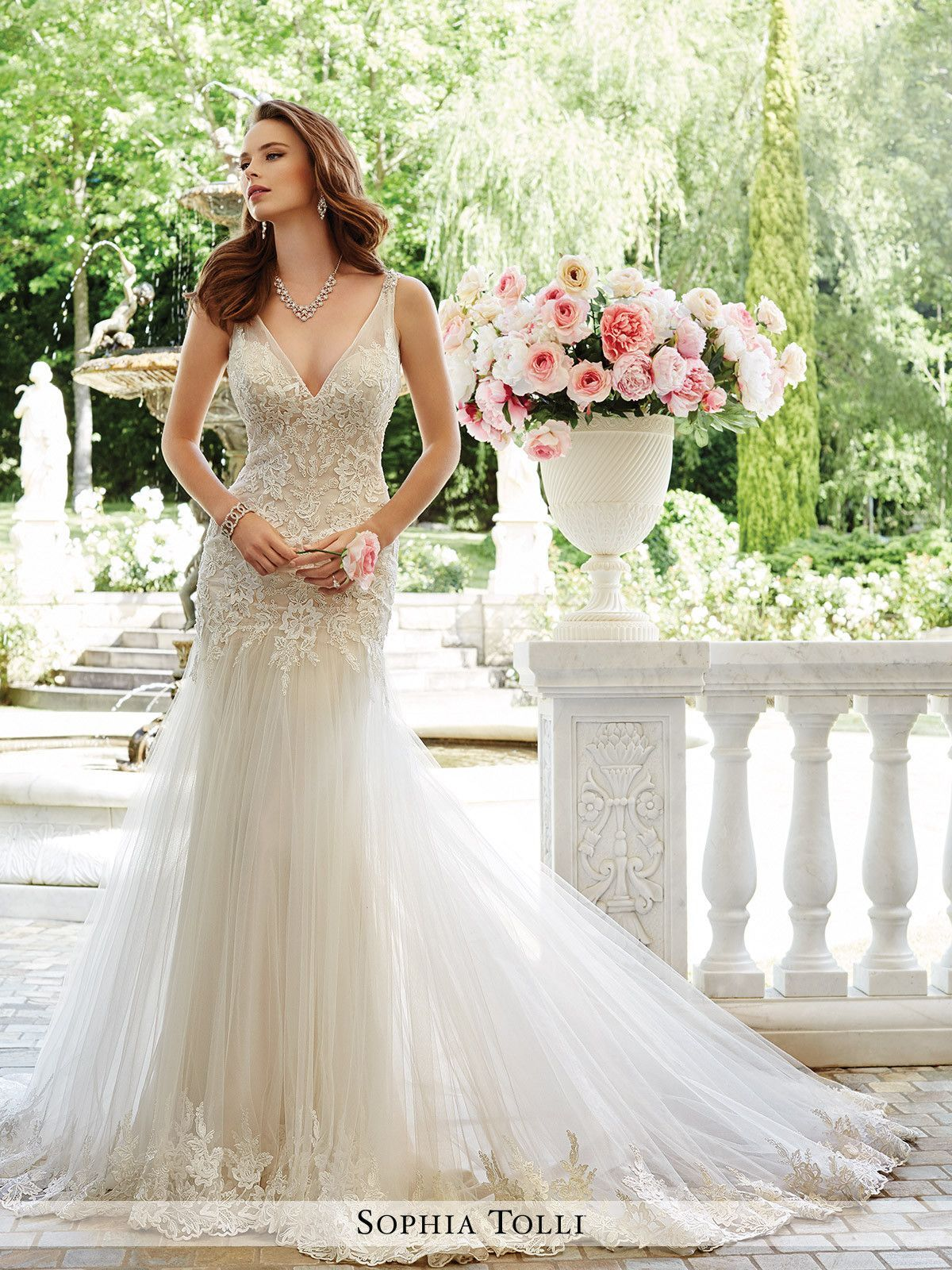 Sophia Tolli Rome Y21665 All Dressed Up Bridal Gown Wedding Dresses Sophia Tolli Wedding Dresses Wedding Gown Gallery