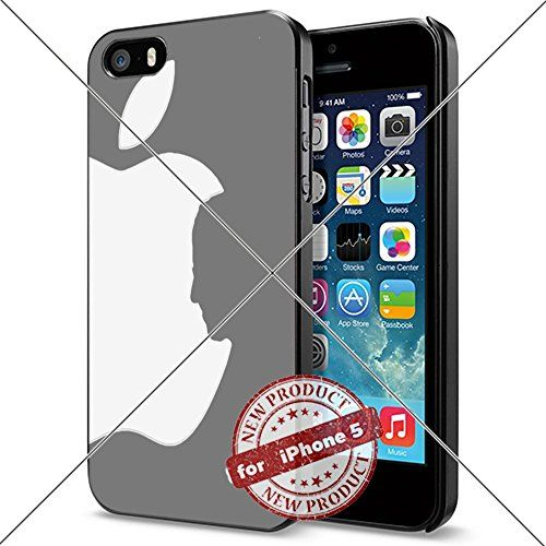 Apple iphone Logo iPhone 5 4.0 inch Case Protection Black Rubber Cover Protector ILHAN http://www.amazon.com/dp/B01ABHI72Y/ref=cm_sw_r_pi_dp_sjjLwb0YD1X0J