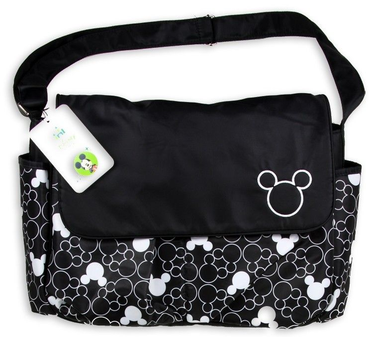 Disney Mickey Mouse Diaper Bag