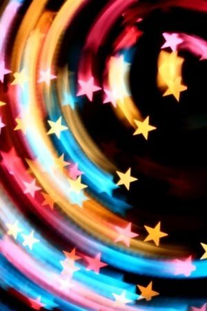 Download Free Star Dizzy Colors 3d Iphone Wallpaper Mobile