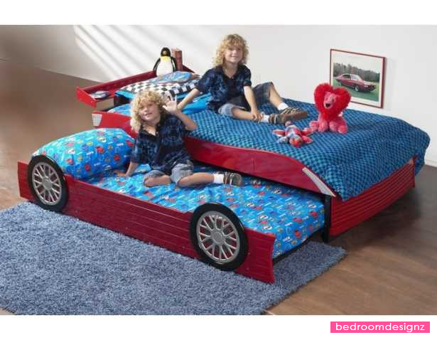 Modern Day Types Of Race Car Bunk Beds That Seems So Good
