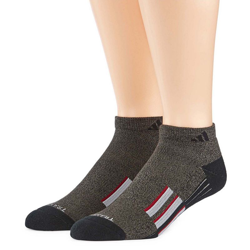 502e785a8 adidas Mens 2-pk. climalite Performance Low-Cut Socks | Products in ...