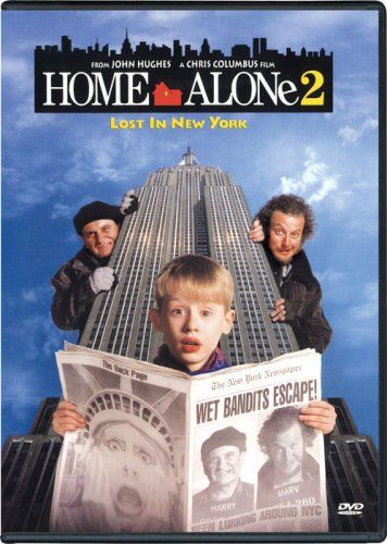 Home Alone 2: Lost in New York | Best christmas movies, Kids' movies, Xmas movies