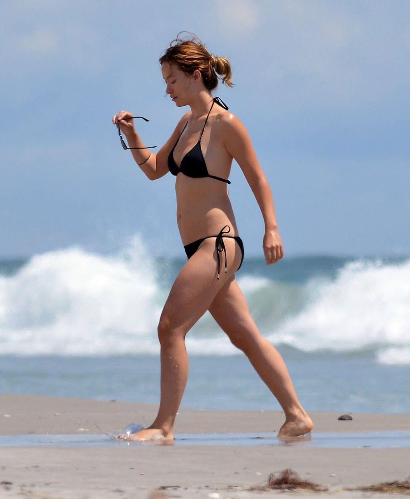 Wilde Bikini Frauen
