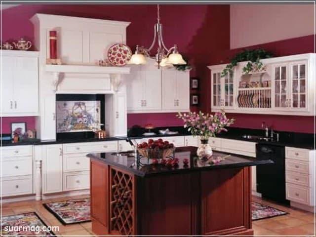 اجمل صور ديكورات مطابخ تركية لن ترى مثلها فى اى مكان مجلة صور House Design Kitchen Beautiful Kitchen Cabinets Country Kitchen Designs