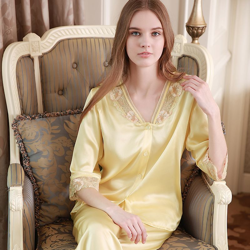 9bfce868d68f silk nightgowns blue silk pajamas silk pajamas sale https   www.snowbedding.
